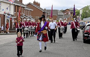 Hundreds of band parades held across the north