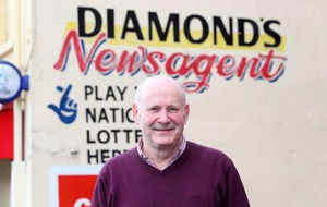 The New Normal: Newsagent Eugene Diamond on how the pandemic 'turned everything on its head'