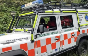 Five assisted by Mourne Rescue team over weekend