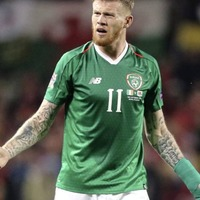 James McClean condemns lack of support over abusive attacks