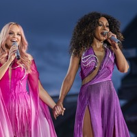 Emma Bunton: Mel B and I cried when we saw our children dancing together