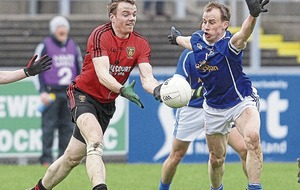 Quality in Down club scene perfect preparation for county theatre says Mourne stalwart Benny McArdle