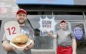 Burger chain Bun Bros serves up 12 new jobs in Coleraine