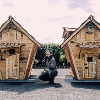 Anne Hailes: Troll houses are ideal for Imaginarium Arts Centre's Sticky Fingers