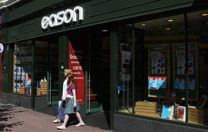 Eason to close all Northern Ireland stores with the loss of 144 jobs