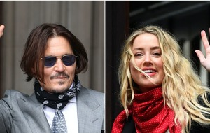 Amber Heard threw Johnny Depp's phone off balcony, security guard claims