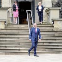 Analysis: Micheál Martin treads carefully through a tricky political landscape
