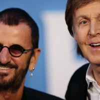 Sir Paul McCartney describes 'magic' of reuniting with Ringo Starr