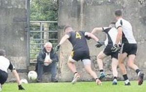 Enda McGinley: Trials and tribulations of playing through Covid regulations