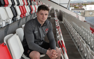 Angus Kernohan 'home from home' in London and confident of making Ealing impact
