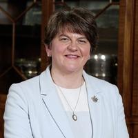 Birthday greetings for Arlene Foster as DUP leader turns 50