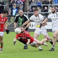 Stevie McDonnell looking forward to challenge in dog-eat-dog world of Tyrone football as Clonoe begin season against reigning county champions Trillick