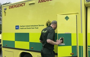 10 NI ambulance staff test positive for coronavirus, six more told to isolate