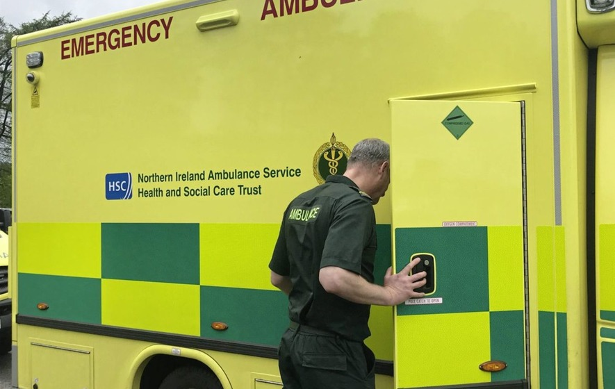 10 Craigavon ambulance staff test positive for coronavirus after 'social event'
