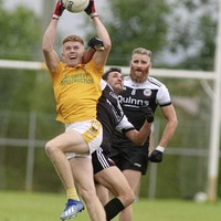 Clonduff win low-key derby clash with Kilcoo as football returns