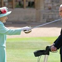 Knighthood from the Queen 'something very special', says Captain Sir Tom Moore