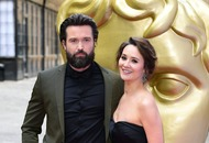 Claire Cooper and Emmett J Scanlan welcome baby boy