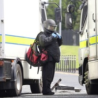 Security alert near Belfast International Airport ends with nothing untoward found