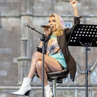 Host of stars take to the stage in Co Antrim for unique 'festival at home' experience