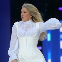 Ellie Goulding on course for third number one album