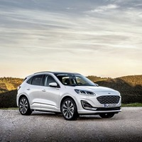 Kuga plugs-in to hybrid SUV trend