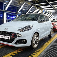 Sporty addition to new i10