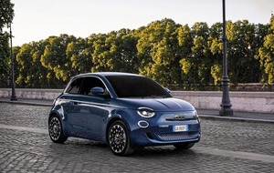 Electric Fiat 500 hatchback open for orders