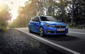 Peugeot refreshes 308