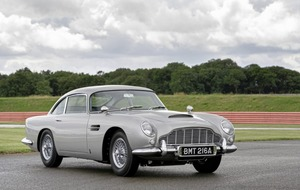Aston Martin DB5 Goldfinger: The world's most expensive toy car