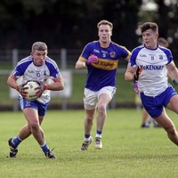 Maghery's David Lavery delighted to make return after year-long injury nightmare