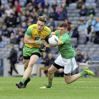 Last year's Ulster Championship win will mean nothing when Donegal face Tyrone says Hugh McFadden