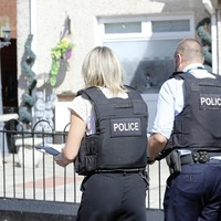 Family escape injury after shooting in Ardoyne