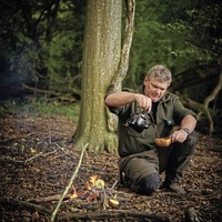 Bushcraft expert Ray Mears on his first cookbook: Things do taste better outdoors