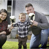 "Dáithí's parents ""thrilled"" with new consultation on organ donation following campaign for change"