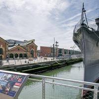 Lack of funds closes HMS Caroline until next year