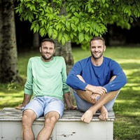 Flynn twins double down on health and happiness as they deliver the vegan dream