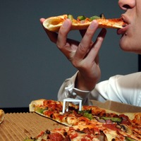 All-you-can-eat pizza study 'shows body copes with one-off indulgences'