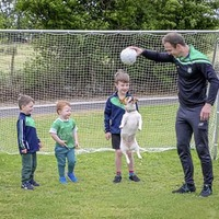 Cargin and Antrim's finest Mick McCann getting better with age