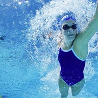 As pools reopen we look at five health benefits of swimming – for body and mind