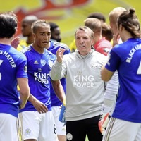 Leicester City want Champions League but Manchester United need it, says Rodgers
