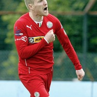 Chris Curran - master of his art and still striving to win more with Cliftonville