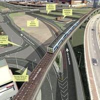 Nichola Mallon announces 'forward-looking' review of York Street Interchange scheme