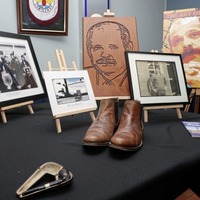 Late PUP leader David Ervine's personal items among artefacts in loyalist memorabilia exhibition
