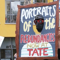 Tate Modern demo amid fears job cuts will disproportionately affect BAME staff