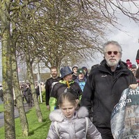 'Virtual' walk in memory of Martin McGuinness set for September