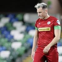 Irish Cup heartbreak again for Cliftonville as Glentoran nick final spot on penalties