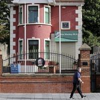 Sinn Féin will not be `deterred' by hoax bomb alert on west Belfast office
