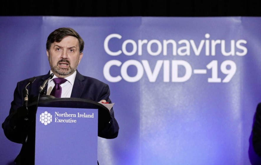 Coronavirus: Two further deaths and 54 new cases in Republic