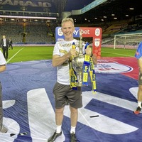 McStay-ing Power for Leeds United. Elland Road physio Henry McStay delighted as Marcelo Bielsa's side prepare for Premier League return