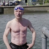 Fine Gael TD Richard Bruton turns heads with toned torso in Twitter video